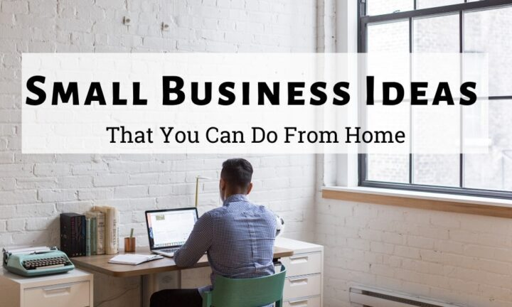 5 most Profitable Small Business Ideas
