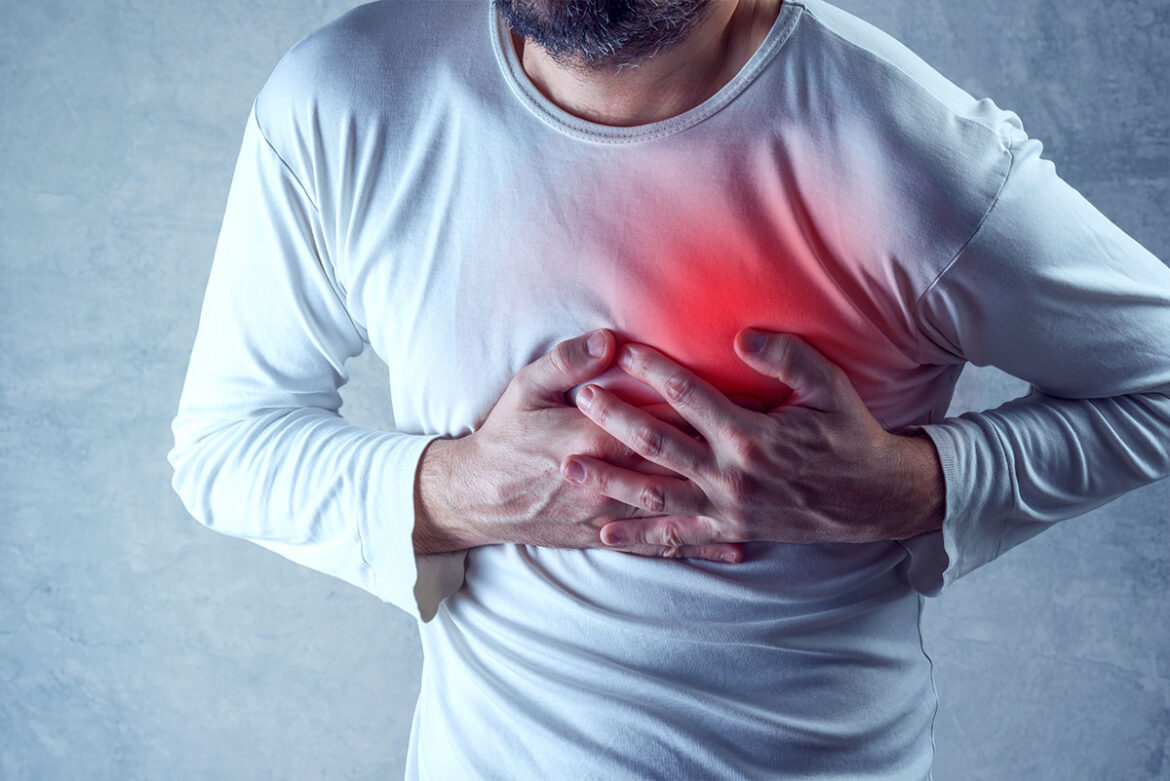 Chest pain, and its causes