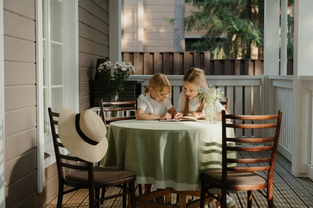 Best and Affordable Porch Patio Designs for Your Kids